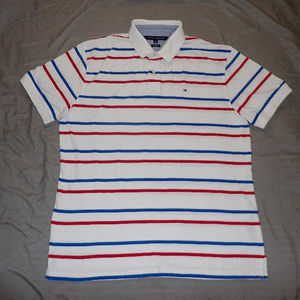 Tommy Hilfiger Striped Polo